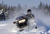 Motos de nieve, Iso Syöte