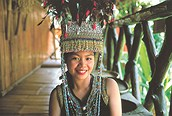 Mujer malaya