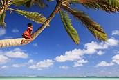 Niño en Rarotonga