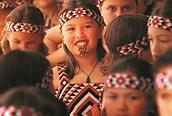 Niños maories