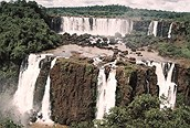 Panorámica de Iguazu