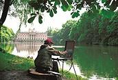 Parque Lazienki, Varsovia
