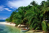 Pequeño paraíso en Bocas del Toro