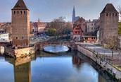 Petit France, Estrasburgo