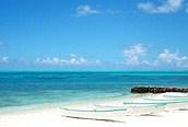 Plya paradisiaca, Bora Bora