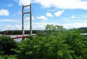 Puente de la Amistad, Guanacaste