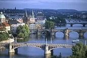Puentes sobre el río Moldava, Praga