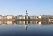 San Petersburgo desde el Newa