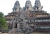 Templo de Takeo, Siem Reap