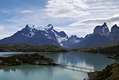 Torres del Paine - Lago Pehoé