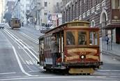 Tranvia en San Francisco