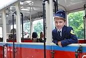 Tren Infantil Budapest