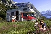 De vacaciones por Noruega en caravana