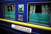 Vagón del Tren Transiberiano
