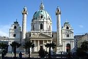 Viena,  Karlskirche
