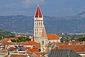 Vista de Trogir