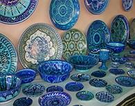 Artesanía uzbeca