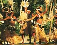Baile típico, Bora Bora