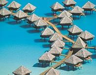 Bungalows sobre el agua, Bora Bora