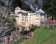 Castillo de Postojna