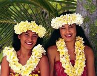 Chicas de Tahiti