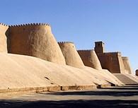 Fortaleza de Khiva