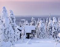 Iso-Syöte nevado, Laponia