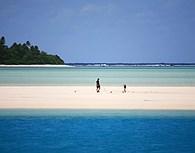 Laguna de Aitutaki