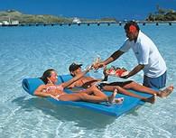 Lujo en las islas Fiji