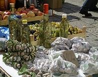Mercado en la Plaza, Dubrovnik