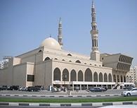 Mezquita, Dubai