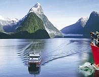 Milford Sound, PN de los Fiordos