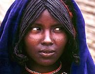 Mujer etíope
