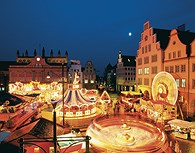 Navidad en Rostock Markt