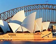 Ópera de Sydney, emblema de la ciudad