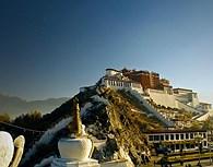 Palacio del Potala, Lhasa, Tibet