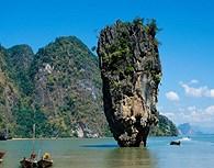 Phangnga Bay, Phuket