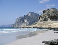 Playa en Oman