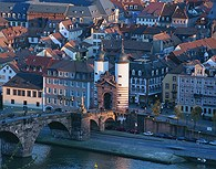Puente Viejo en Heidelberg