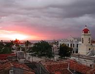 Puesta de Sol en Cienfuegos