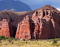Quebrada de Cafayate - Los Castillos, Salta