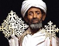 Religioso etíope, Lalibela
