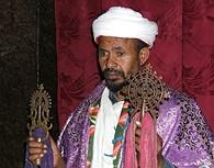 Religioso etíope