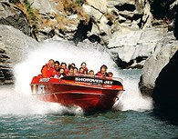 Shotover en Queenstown