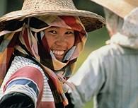 Sonrisa vietnamita