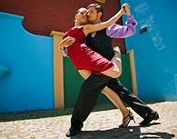 Tango, baile típico argentino