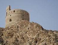 Torreon en Muscat