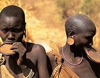 Tribus del sur de Etopía