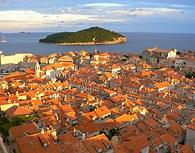 Vista aerea Dubrovnik